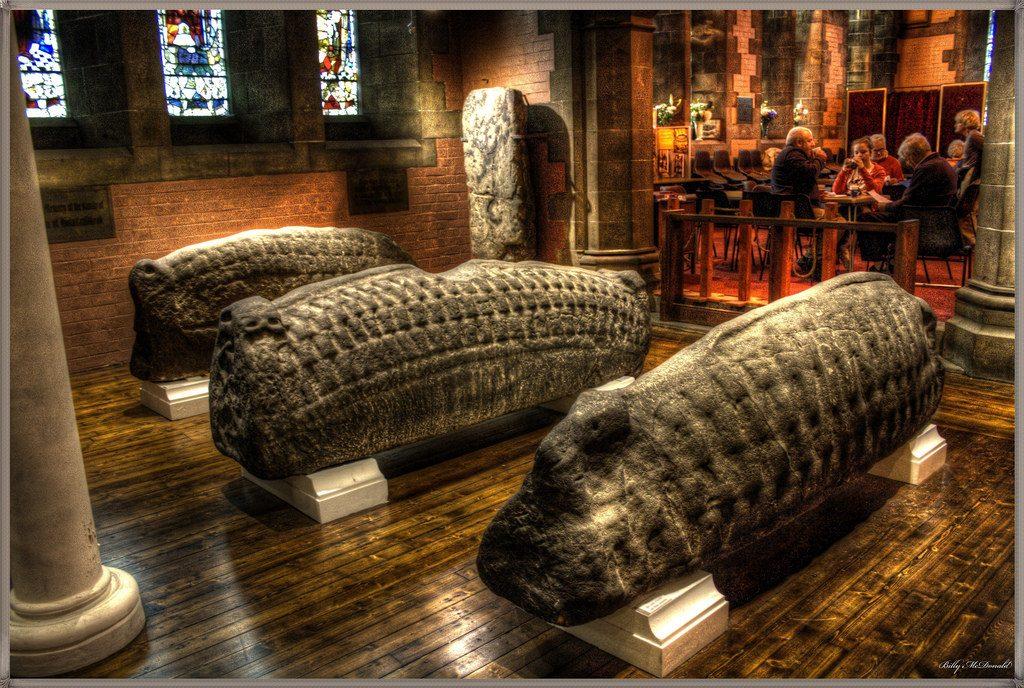 Govan Stones image by Billie MacDonald.