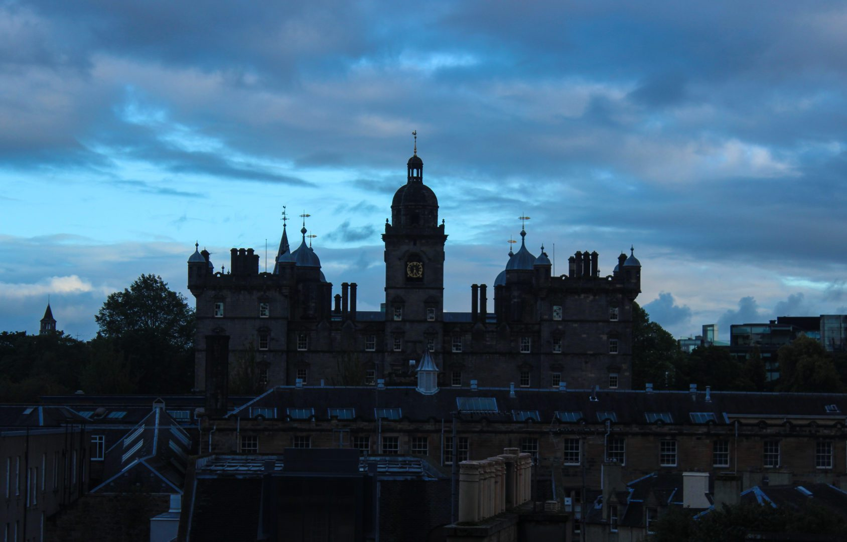 Harry Potter and the Edinburgh Spell – Part 1