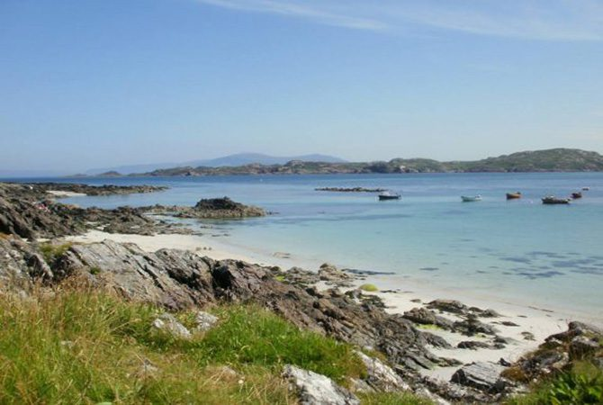 Oban Backpackers Beach