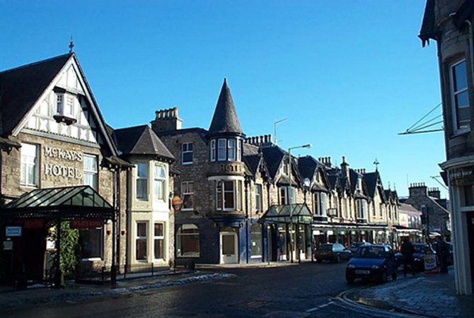 Pitlochry Backpackers Hotel