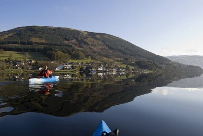 Fort William Backpackers Loch Earn