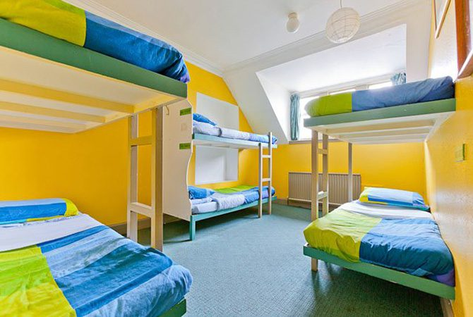 Fort William Backpackers Dorm