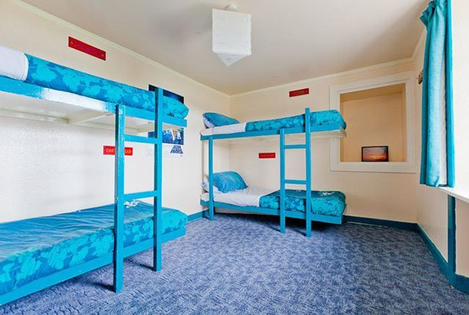 Skye Backpackers Dorm