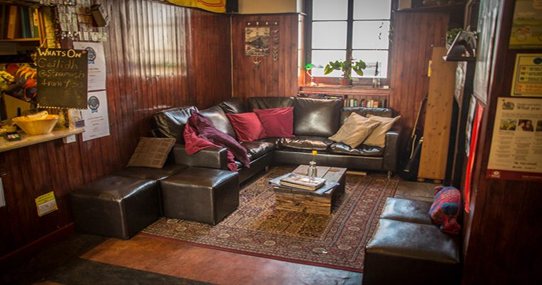Royal Mile Backpackers Lounge