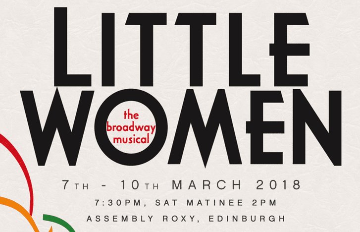 LITTLE WOMEN: The Broadway Musical – Theatrical Review