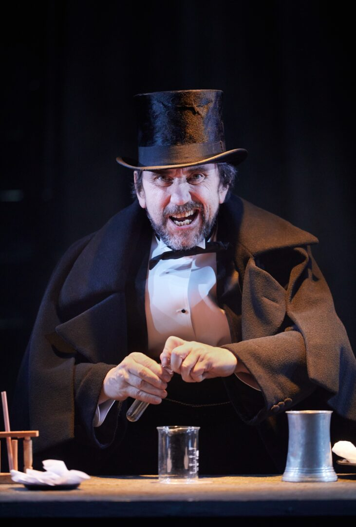 DR JEKYLL & MR HYDE – Theatrical Review