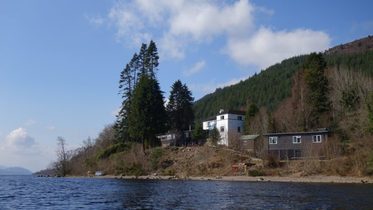 Lochside from the Loch