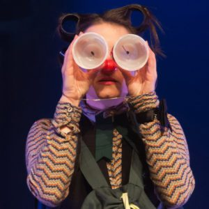 EDINBURGH CONTEMPORARY CLOWN FESTIVAL – Podcast