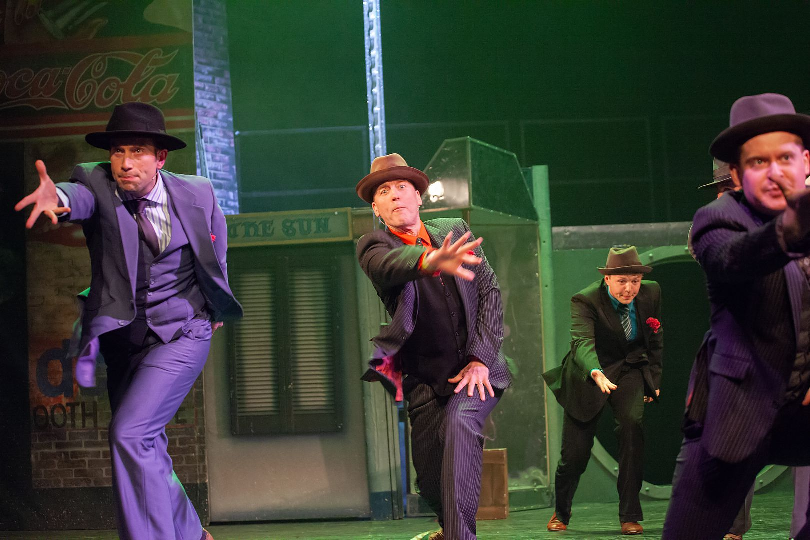 GUYS AND DOLLS – Theatrical Review
