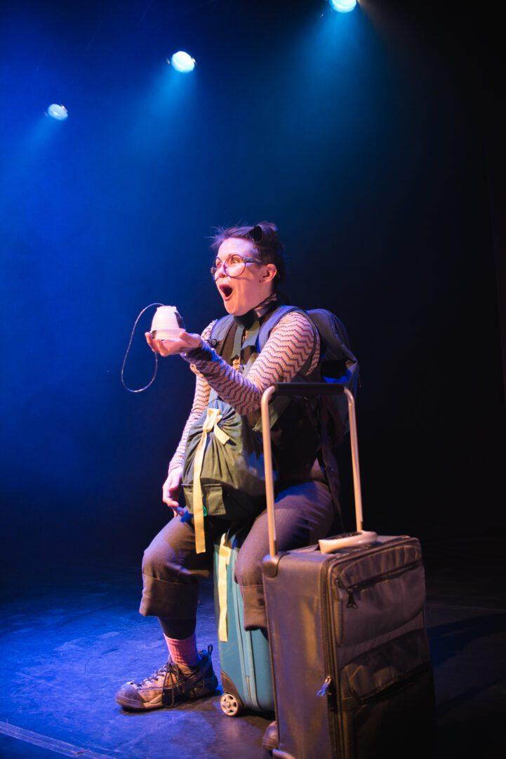BLOOMING SURPRISE – Edinburgh Contemporary Clown Festival