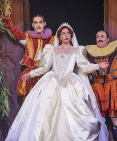 KISS ME KATE – Theatrical Review
