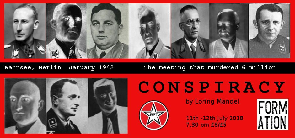 CONSPIRACY – Theatrical Review