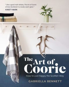 What is Coorie? The Art of Coorie book explains the Scottish lifestyle trend.