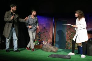 THE LOTTERY TICKET – Edinburgh Theatrical Review