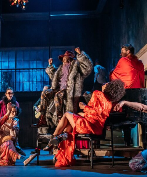 TWELFTH NIGHT – Edinburgh Theatrical Review