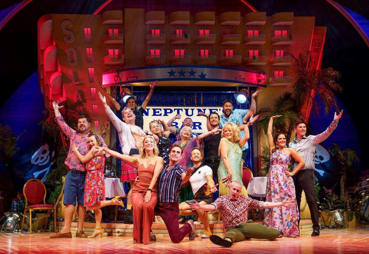 BENIDORM-LIVE  – Edinburgh Theatre Review
