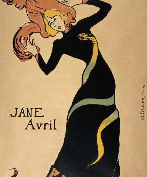 PINUPS – Podcast on the National Galleries Scotland's Toulouse-Lautrec exhibition!
