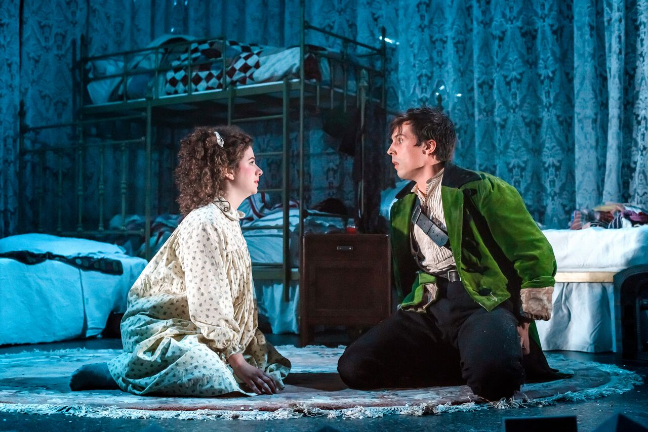 WENDY AND PETER PAN – Edinburgh Theatrical Review