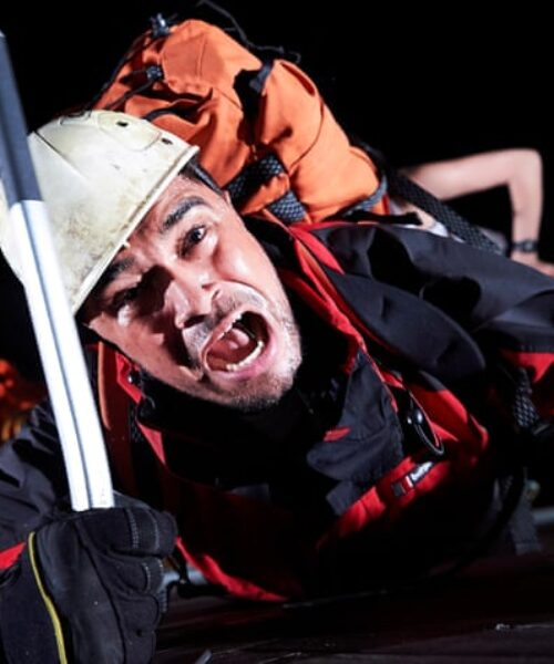 TOUCHING THE VOID – Edinburgh Theatre Review