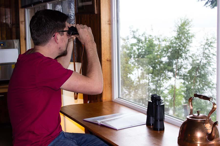 Searching for Nessie - Lochside Hostel - Mysteries of Loch Ness - Scotland's Top Hostels