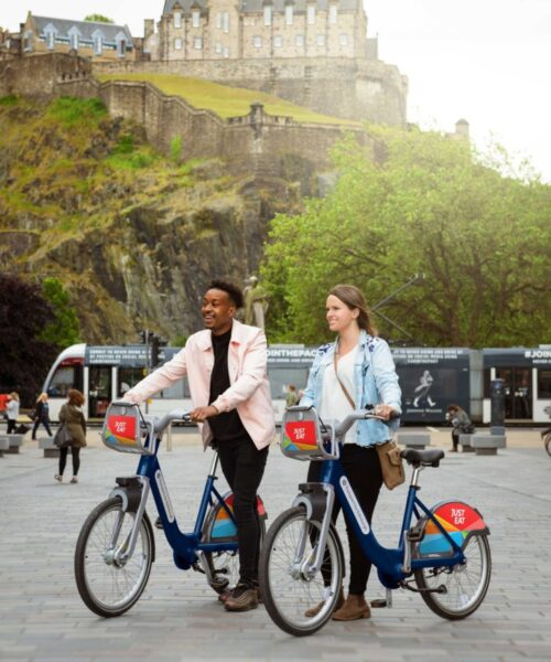 Renting A Bike in Edinburgh: A Simple Guide For Travelers