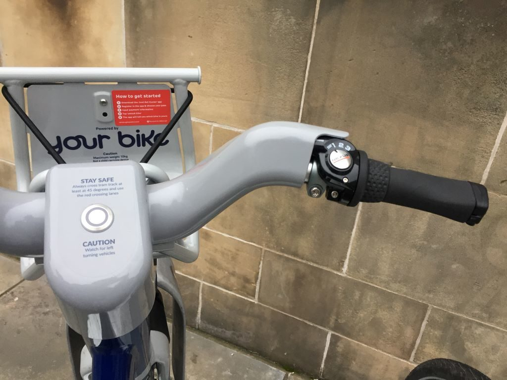 justeatcycle userguide bike rent edinburgh