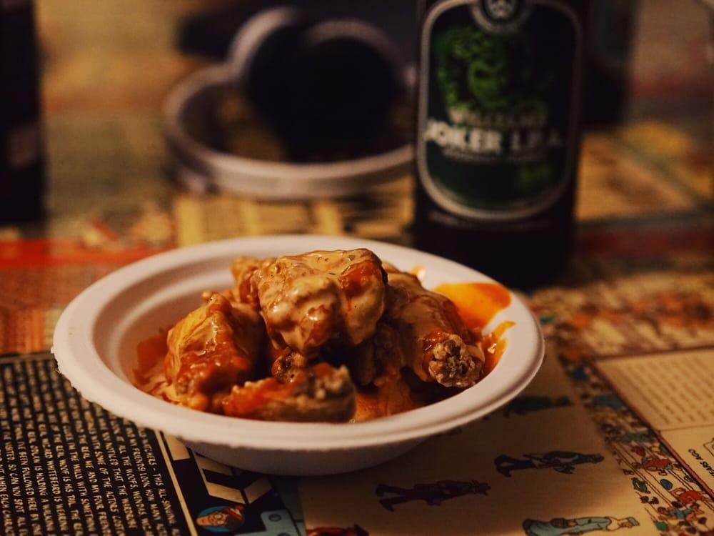 Wings Edinburgh – An Edinburgh Eatery Interview