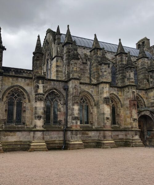 A Rosslyn Chapel Day Trip With MJ