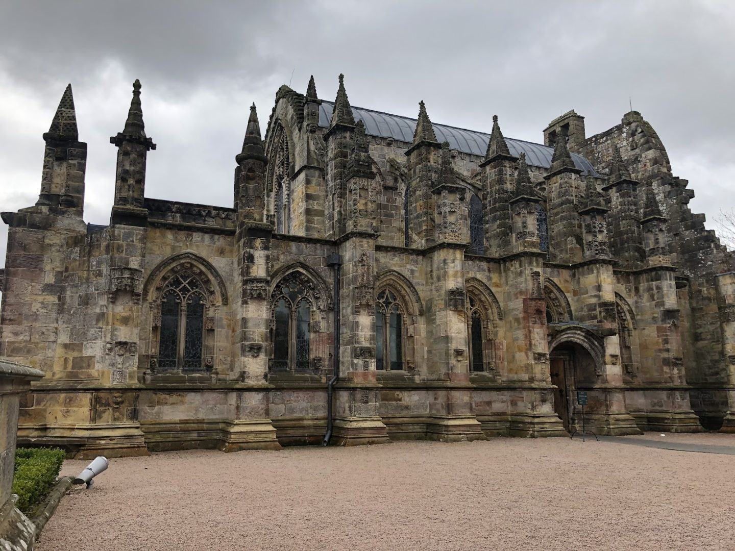 Rosslyn Chapel - Edinburgh - Scotland's Top Hostels