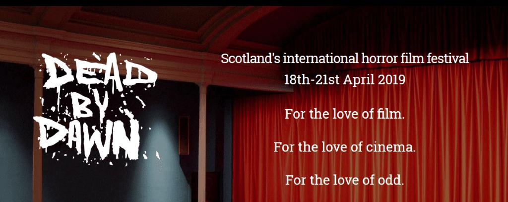 Film House april events scotland