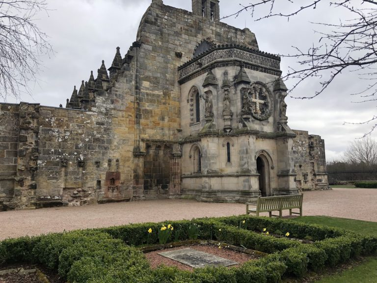 Rosslyn Chapel - Edinburgh - Scotland's Top Hostels