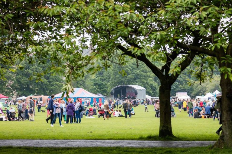 The Meadows Festival Edinburgh - June Events Scotland