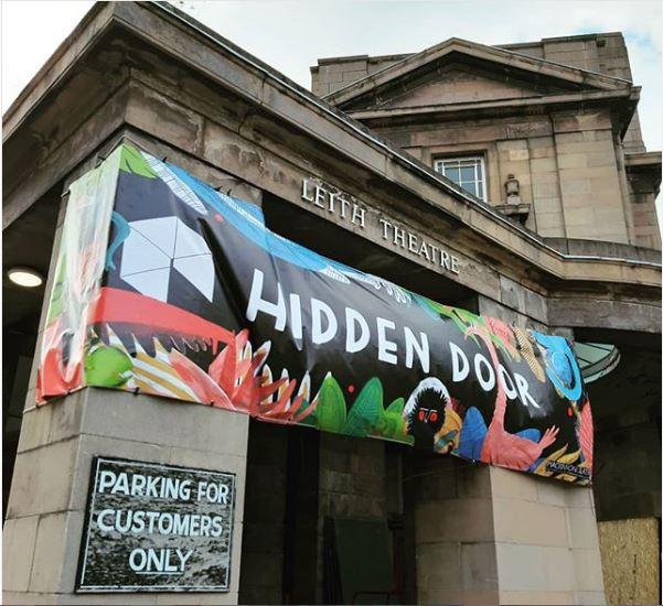 Hidden Door Weekender 2019 - June Events Scotland