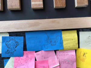 Maki Ramen Post It Notes - Gluten Free Edinburgh