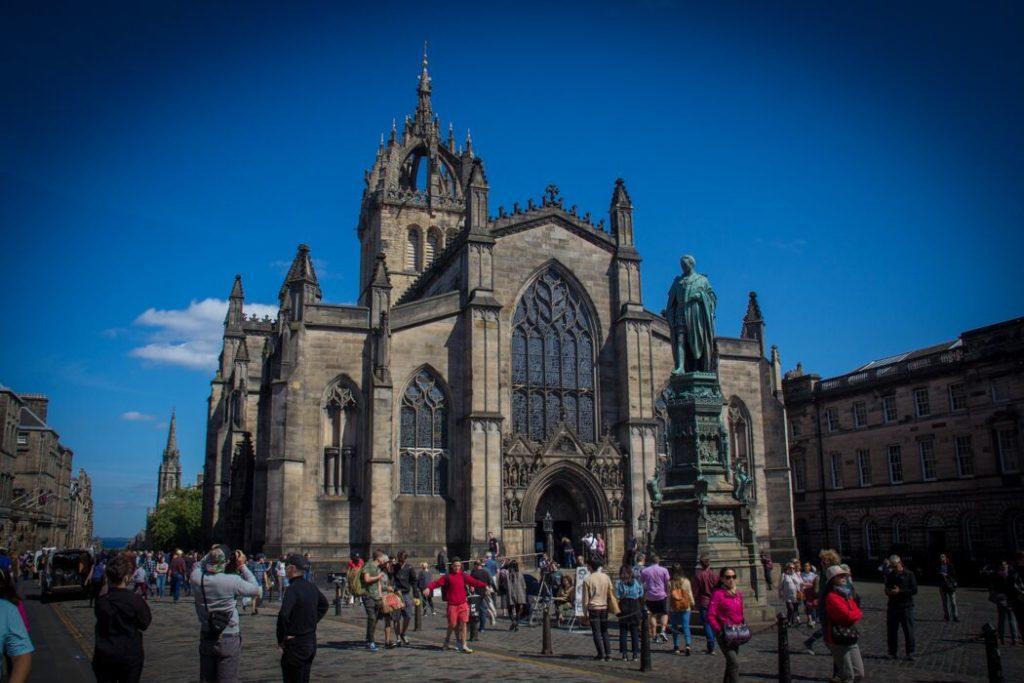 St Giles Cathedral Edinburgh - Free Walking Tours