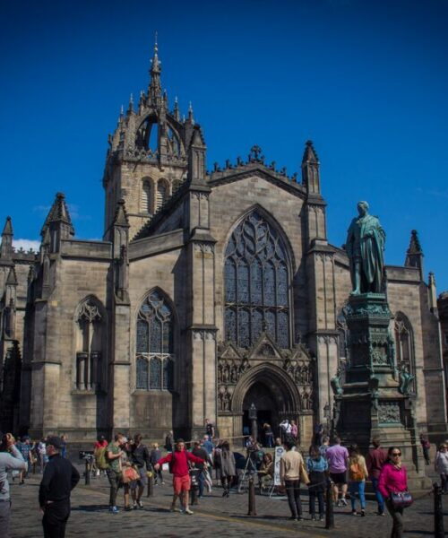 Free Walking Tours in Edinburgh