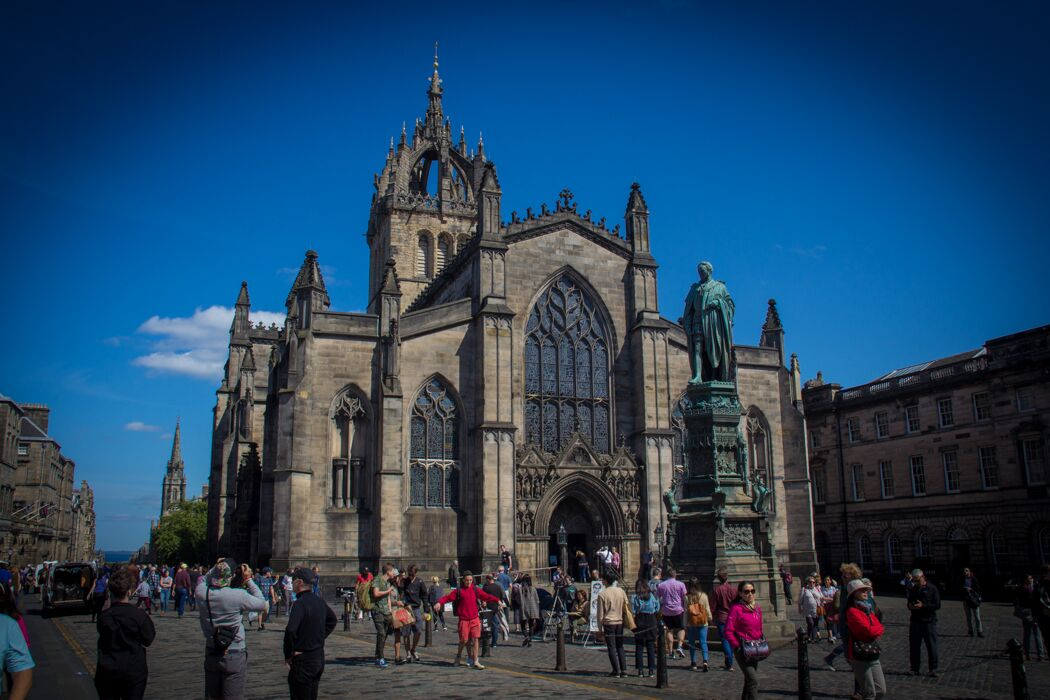 St Giles Cathedral Edinburgh - Free Walking Tours