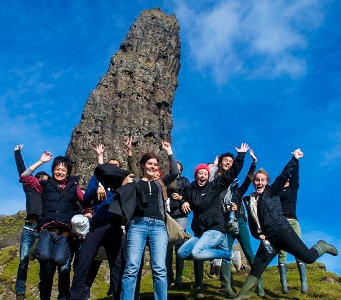 Old Man of Storr - MacBackpackers Tour