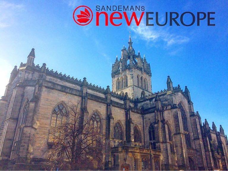 Sandemans New Edinburgh Tour - Cheap Fringe