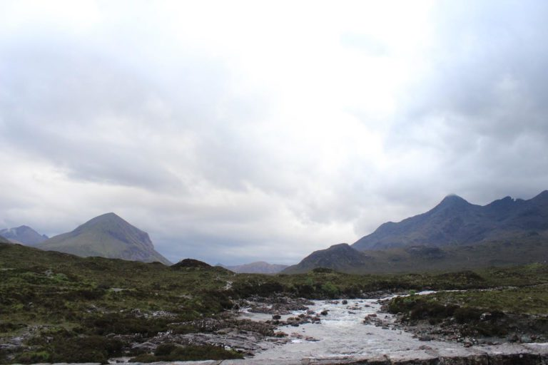 Misty Isle of Skye