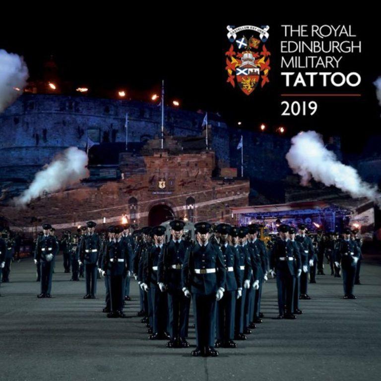 Edinburgh Royal Military Tattoo - August Events
