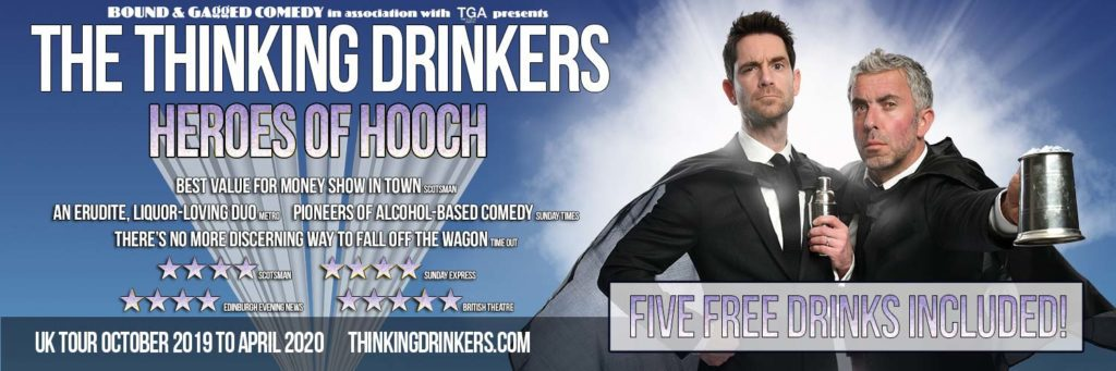 Thinking Drinkers: Heroes of Hooch