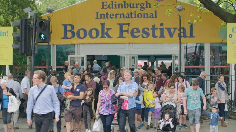 Edinburgh Book Festival - August Events