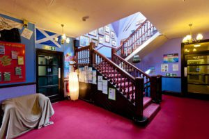Reception - Pitlochry Backpackers