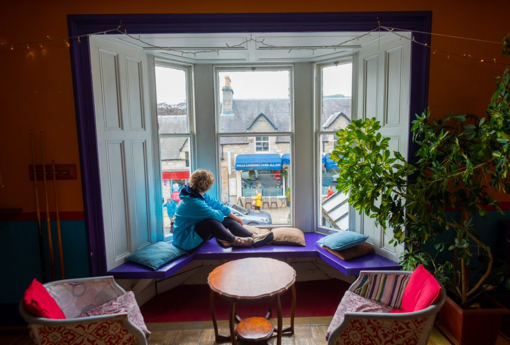 MacBackpackers Tour Pitlochry Backpackers Hotel