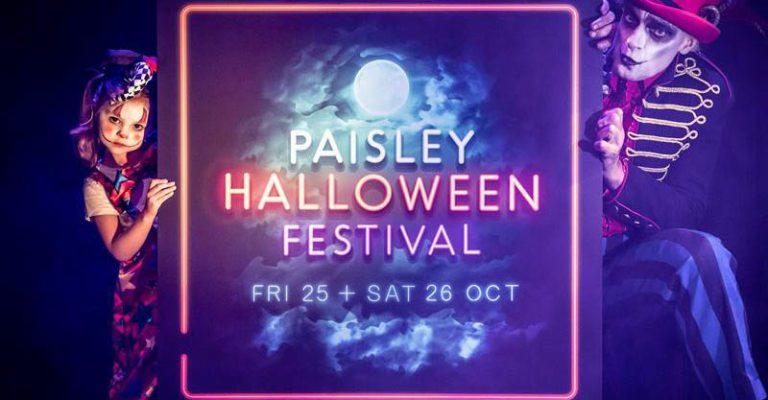 Paisley Halloween Festival