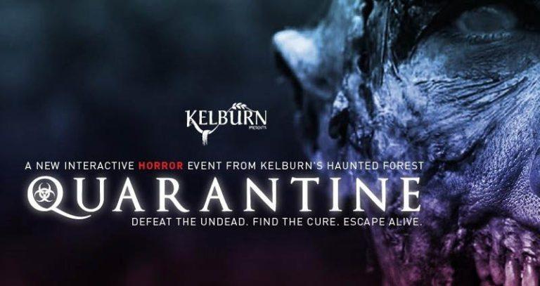 Kelburn Haunted Forest