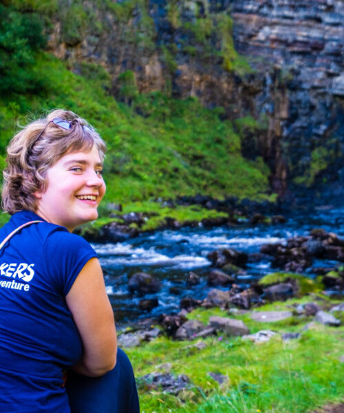 Day Two of a 3 Day Isle of Skye MacBackpackers Tour