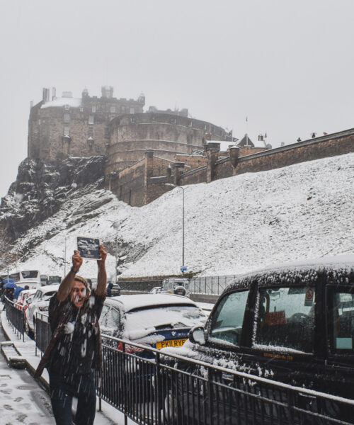 How to escape the Winter Blues in Edinburgh