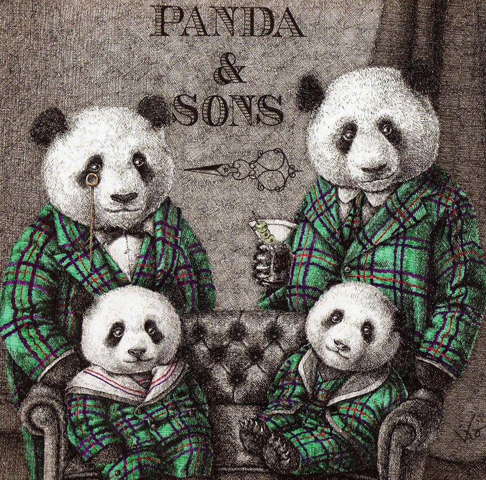 Panda & Sons Edinburgh Speakeasies